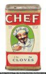 Chef Spice Tin