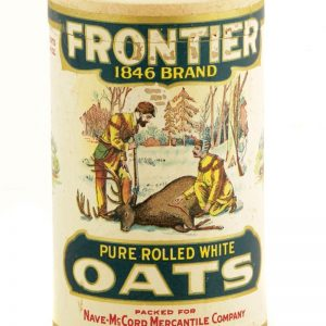 Frontier Oats Box