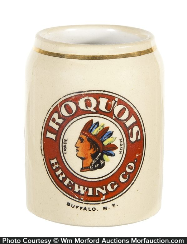 Iroquois Brewing Co. Miniature Mug