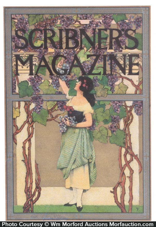 October 1904 Scribner's Illustration