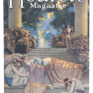 Hearst's Magazine Sleeping Beauty Illustration