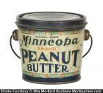 Minneopa Peanut Butter Pail
