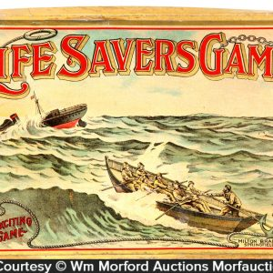 Life Savers Board Game