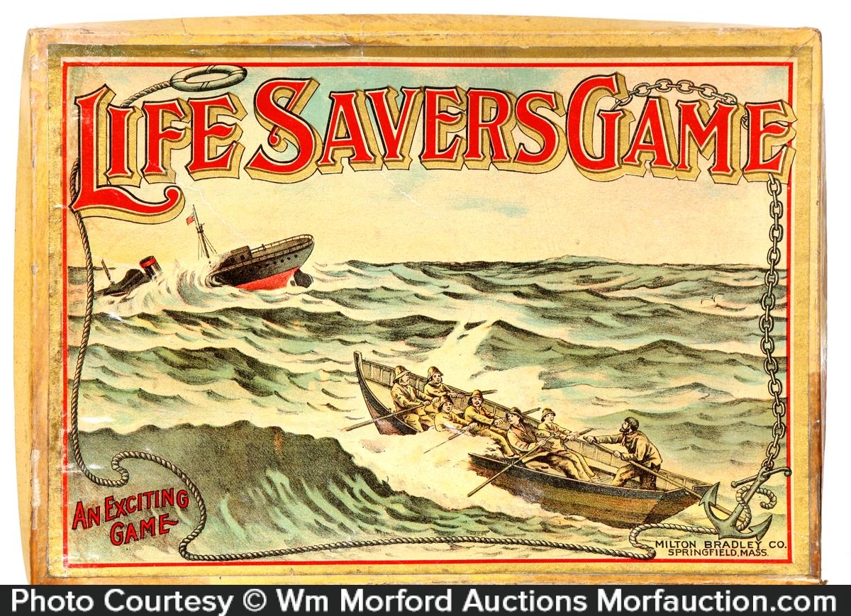 Life Savers Board Game