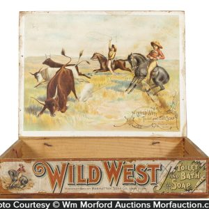 Wild West Soap Box