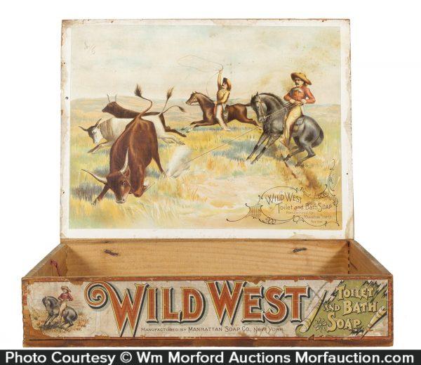 Wild West Soap Box