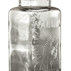 Walla Walla Pepsin Gum Jar