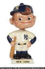 Vintage New York Yankees Bobble Head