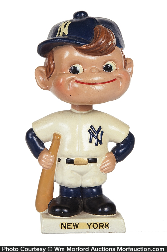 Vintage New York Yankees Bobble Head