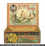 Bixby's Ready Glue Box