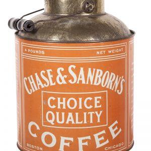 Chase & Sanborn's Coffee Pail