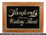 Sanford Writing Fluid Ink Sign