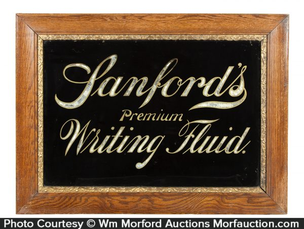 Sanford Writing Fluid Ink Sign