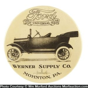 Ford Pocket Mirror