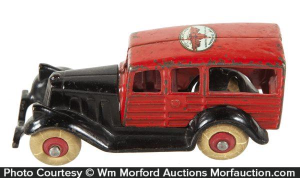 Century Of Progress World's Fair Toy Car
