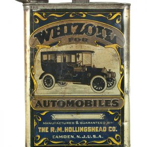Whizoil Motor Oil Can
