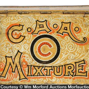 C.A.A. Mixture Tobacco Tin
