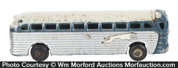 Iron Greyhound Bus Toy