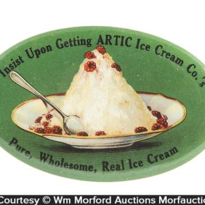 Artic Ice Cream Mirror