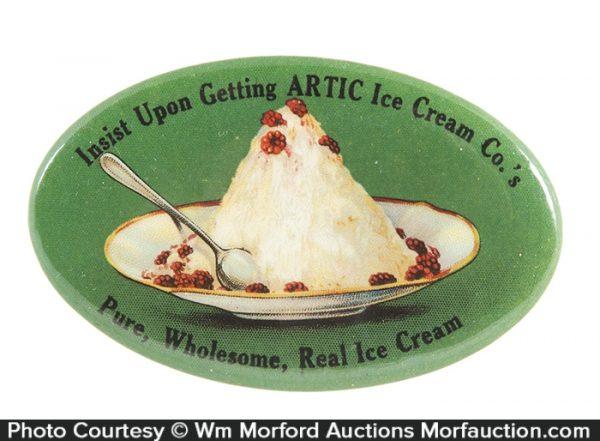 Artic Ice Cream Mirror
