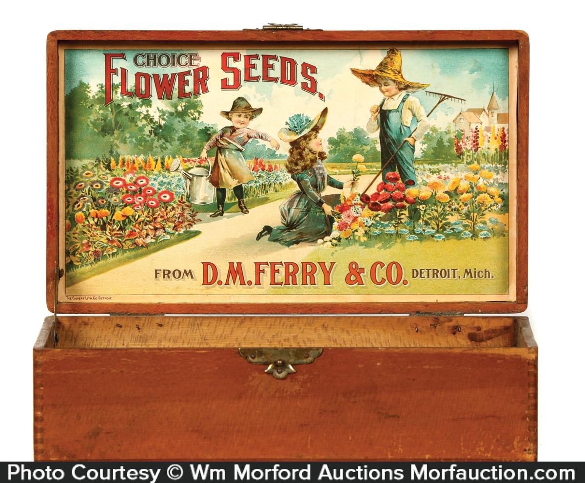 Ferry Flower Seed Box