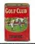 Golf Club Spice Tin