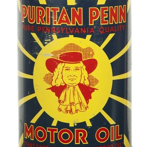 Puritan Penn Motor Oil Can