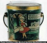 Queen Of Hearts Candy Pail
