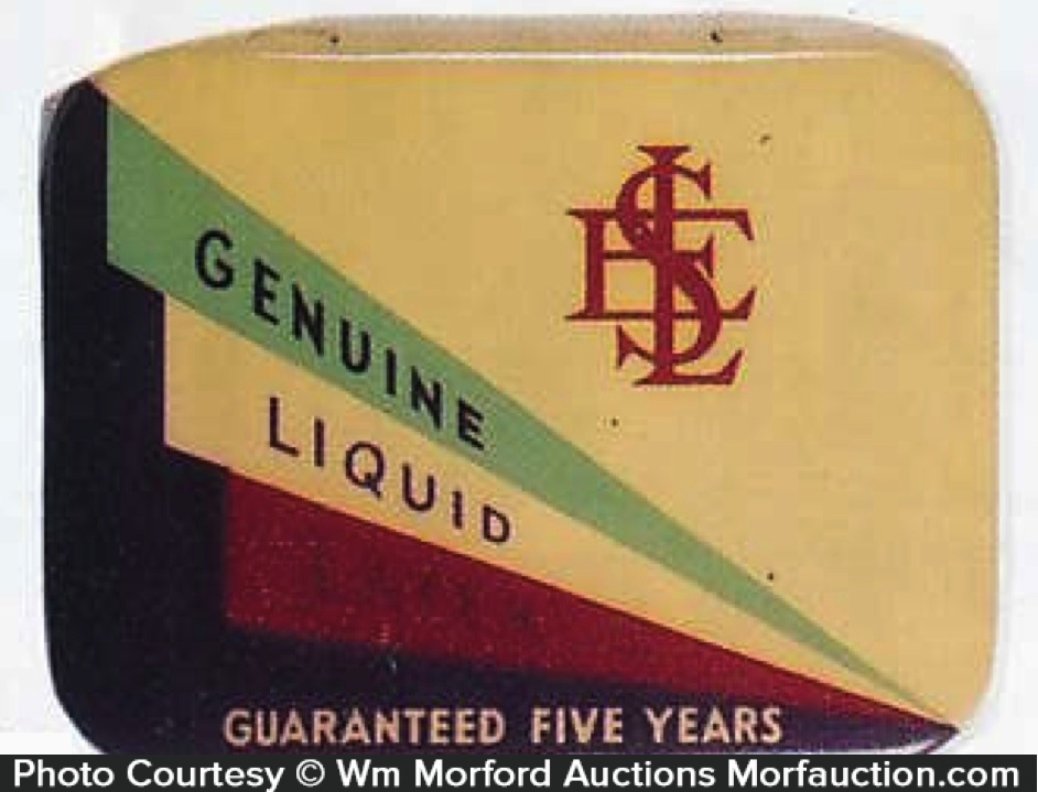 Genuine Liquid Latex Condom Tin