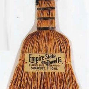 Miniature Empire State Broom