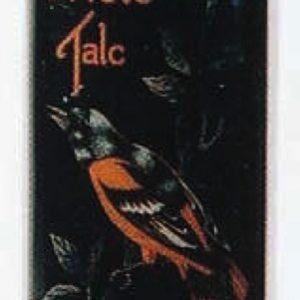 Oriole Talc Tin