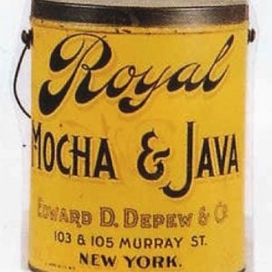 Royal Mocha & Java Coffee Pail