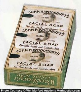 Opinion Woodbury facial soap can ask