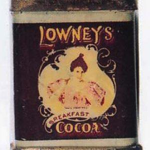 Lowney's Cocoa Tin Sample