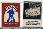 Cracker Jack Premiums