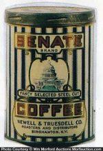 Senate Coffee Can