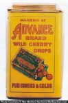Advance Wild Cherry Drops Tin