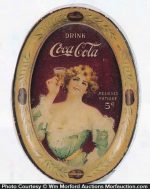 Coca-Cola Tip Tray