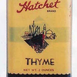 Hatchet Spice Tin