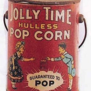 Jolly Time Pop Corn Pail