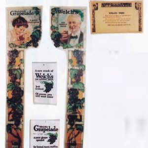 Welch's Grapeade Signs