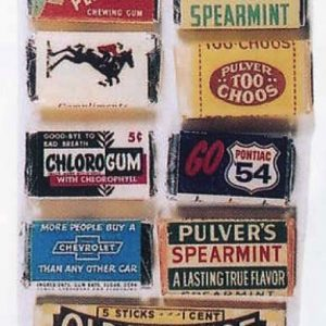 Vintage Gum Sticks