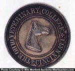 Ohio Veterinary College Medal