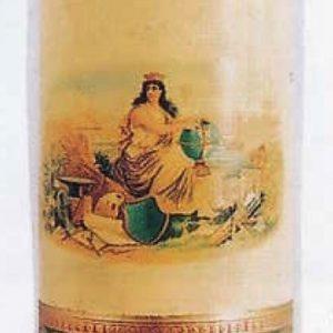 La Corona Cigar Tin