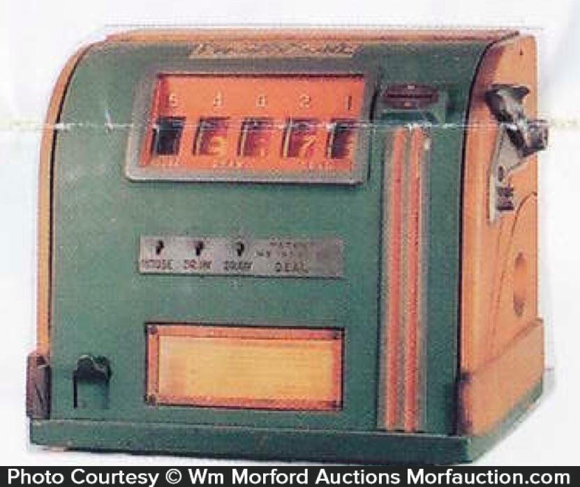 Vintage Trade Stimulator