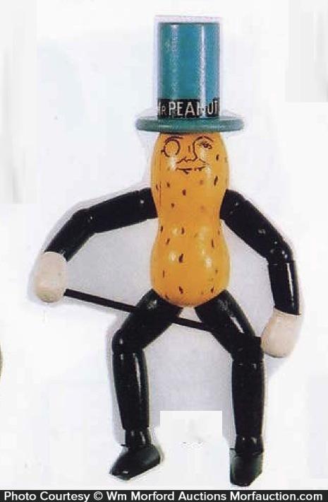 Mr. Peanut Doll
