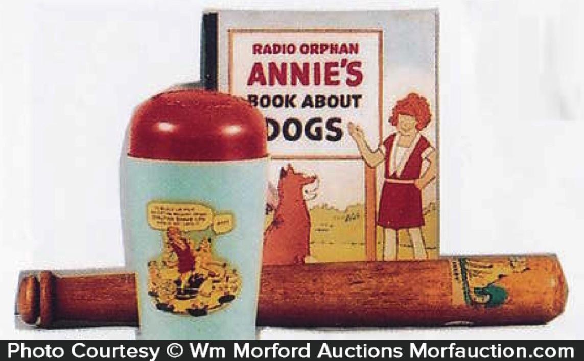 Orphan Annie Toys