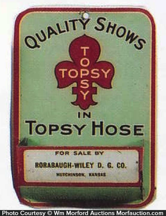 Topsy Hose Match Holder