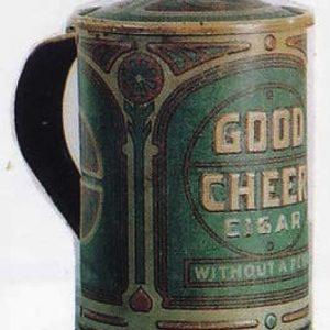 Good Cheer Cigar Cup