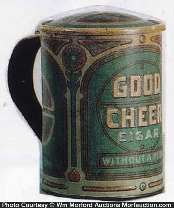 Good Cheer Cigar Cup